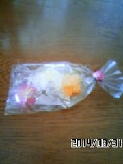 フロートキャンドル お花の浮かべるろうそく 3ケセット