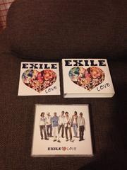EXILE LOVE初回限定3枚組2DVD+CDオカザイル収録 美品 岡村隆史