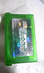 GBA・ゲームボーイアドバンス『ポケットモンスター エメラルド』