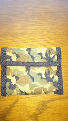 迷彩 カモフラ ウォレット 財布