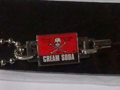クリームソーダ携帯ストラップcream sodaピンクドラゴン