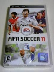 ■即決■新品PSP「FIFA SOCCER11(海外版)」スポーツフィファサッカー11ゲームソフト