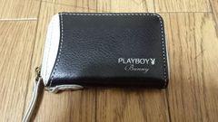 超激安 正規品 未使用 PLAYBOY   オリジナルカード小銭ケース
