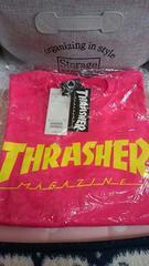 スラッシャー Tシャツ ビームスコラボ限定品 ピンクカラー Lサイズ ビームス未開封 新品