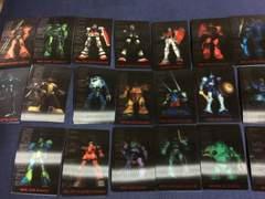 機動戦士ガンダム3Dコレクション   18セット