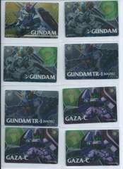 G『ガンダムジェネレーションタブレット』カード14枚※ダブリあり