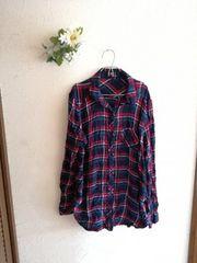 AVAIL MODE☆チェックシャツ