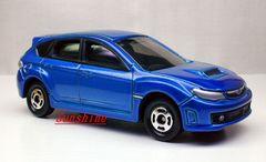 絶版トミカ11 スバル インプレッサ WRX STI