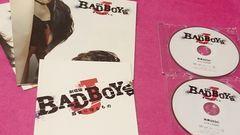 劇場版 BAD BOYS最後に守るもの特典DVD�A枚+フォトブック+折ポスター�B枚