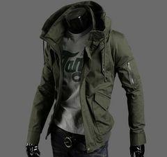 メンズジャケット ジャンパー ミリタリージャケット M~5XL/AK467