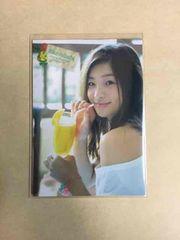 足立梨花 2010 ボム トレカ RG43 アイドル グラビア カード