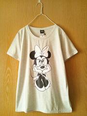 新品Disneyミニーちゃん*半袖Tシャツ*未使用ディズニー