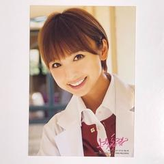AKB48 上からマリコ 通常盤 篠田麻里子 生写真