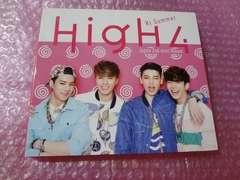 先着1円! HigH4 K-POP 韓流※同梱不可