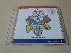 CD「ポップンミュージック11 POP'N MUSIC 11」KONAMI★