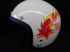 SKYWAVEスカイウエィブFORZAZOOMERフオルツァスモールジェットヘルメット