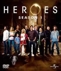 新品DVD/ヒーローズ HEROES シーズン1〜ファイナルシーズン シリーズ全巻 バリューパック