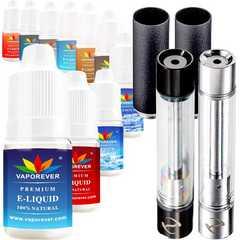 電子タバコ リキッド 10種  プルームテック 互換