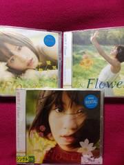 前田敦子 Flower DVD付き 3枚セット フォトブック付き AKB48