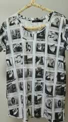 オールプリントTシャツ☆3Lサイズ