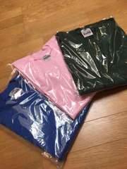 PROCLUB 無地Tシャツ3枚セットサイズ3XL  青ピンク緑  新品�B