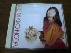 野田幹子CD「ミディ〜ベスト・コレクション」廃盤●