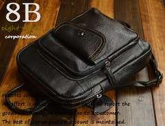 ◆牛本革 小型 リュック型&斜め掛け レザーボディバッグ ◆b30