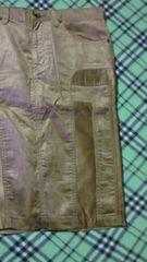 ヒステリックグラマーHystericsコーデュロイデザインスカート透明プレートデザイン日本製