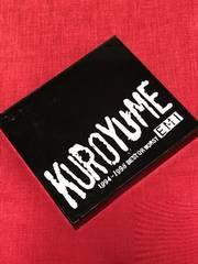 【即決】黒夢(BEST)CD2枚組