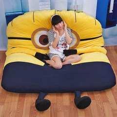 畳ベッド ミニオン 暖かい  ヘッドレス ソファー (ダブル)