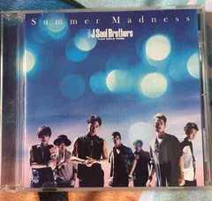 三代目J Soul Brothers SummerMadness CD
