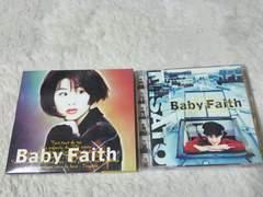 初回限定CD 渡辺美里 Baby Faith 全11曲 '94/9