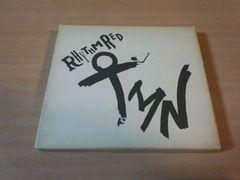 TMN CD「RHYTHM RED」TM NETWORK小室哲哉 初回盤●