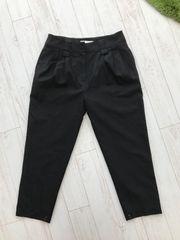 Blackbymoussyブラックバイマウジー クロップドパンツ スーツ