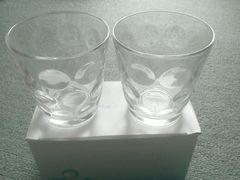 非売品ミスタードーナツタンブラー2個MisterDonut/グラス/コップ