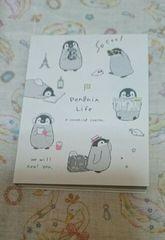 ミニメモ★ペンギン★