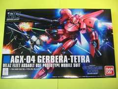 1/144 HGUC No.159 AGX-04 ガーベラ・テトラ 新品 機動戦士ガンダム0083