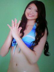 ■PSP AKB48恋愛総選挙特典生写真 北原里英■水着アイドルフォト