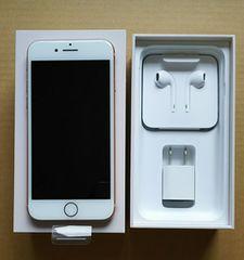 ☆新品同様SIMフリー docomo Apple iPhone8 64GB ゴールド