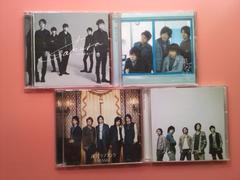 嵐 CD+DVD 初回限定盤 4枚セット �@