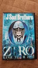 三代目 J Soul Brothers/ZERO LIVE TOUR 2012