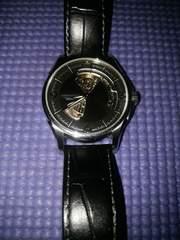 ハミルトンオープンハート黒×黒