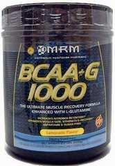 高品質!MRM BCAA+G1000 特大1kg★アミノ酸スポーツドリンクサプリメント