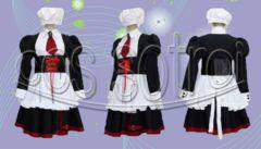 うみねこのなく頃に 使用人 紗音◆コスプレ衣装