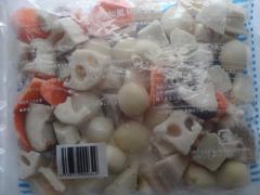 ☆大人気  和風野菜ミックス 1キロ  冷凍