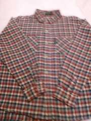 美品 140サイズ チェックシャツ 定形外250