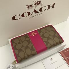 COACH コーチ 長財布 新品 正規アウトレット 未使用品