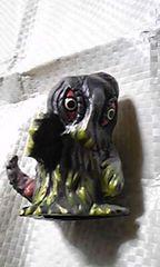 バンダイ 指人形 ゴジラ総攻撃『ヘドラ』