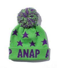 ANAP★キッズニット帽