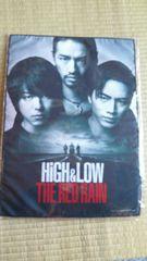 HiGH&LOW THE RED RAIN マイクロファイバータオル